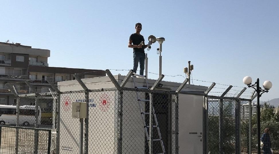 Temiz Hava İzleme İstasyonlarımız