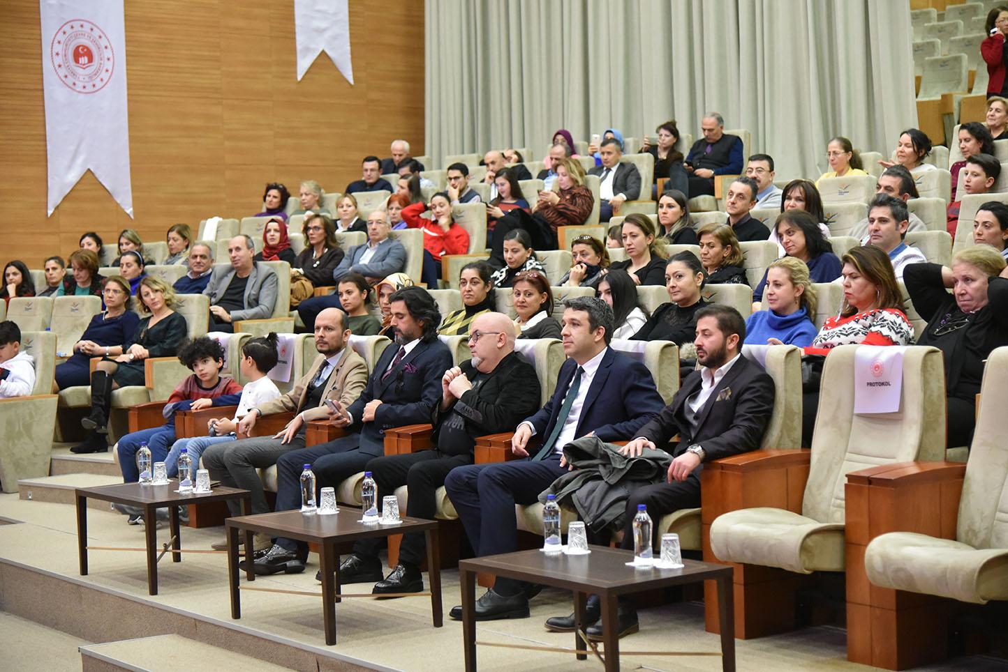 Birol GÜVEN Çevre ve Şehir Konferanslarının konuğu oldu