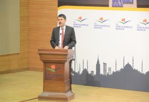 Çevre ve Şehircilik Bakanımız Sayın Murat KURUM'un  katılımları ile  gerçekleşen Tanışma ve İstişare Toplantısı Ankara'da yapıldı.