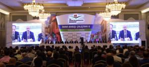 İmar Barışı Çalıştayı'nın  İkincisi Ankara'da yapıldı