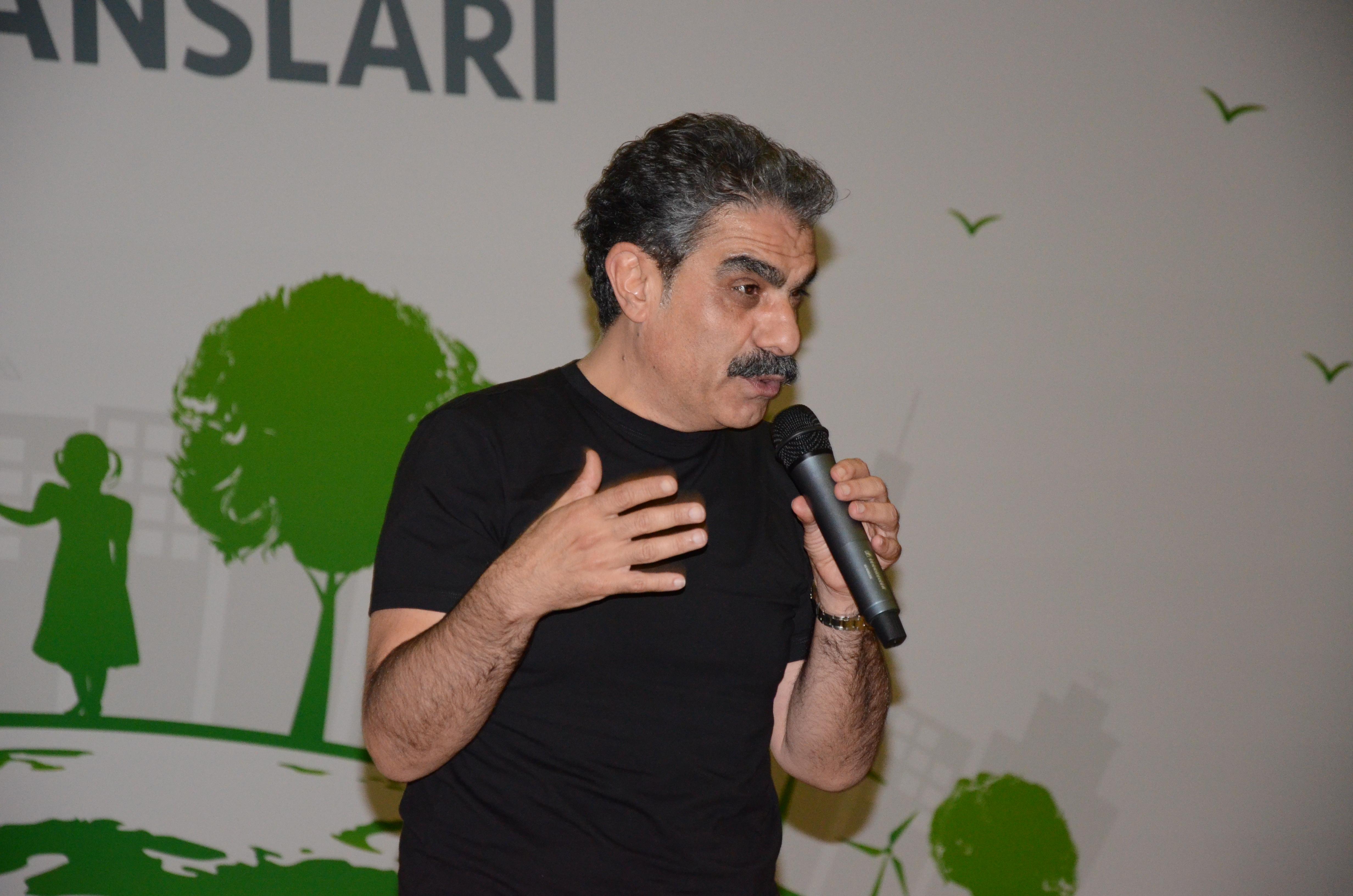 DR. Şaban KIZILDAĞ Çevre ve Şehir Konferanslarının Konuğu Oldu