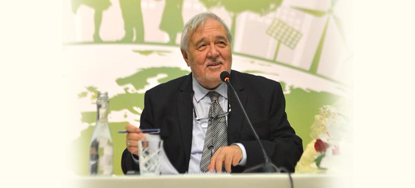 Prof. Dr. İlber ORTAYLI'nın Anlatımıyla 'Osmanlı'da Çevre ve Şehir' Konferansı Gerçekleştirildi