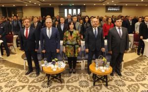 Tabiat Varlıklarını Koruma Bölge Komisyonları Eğitimi 07-09/03/2018 tarihleri arasında Antalya'da yapıldı.