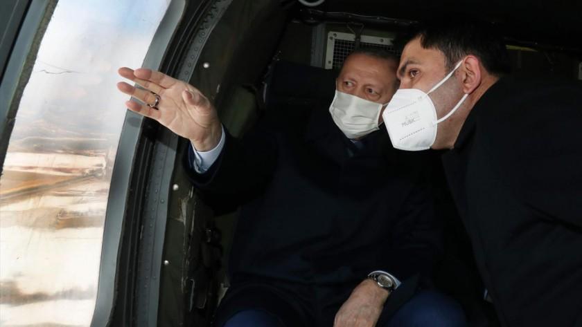 Cumhurbaşkanımız  Recep Tayyip Erdoğan, Elazığ'da
