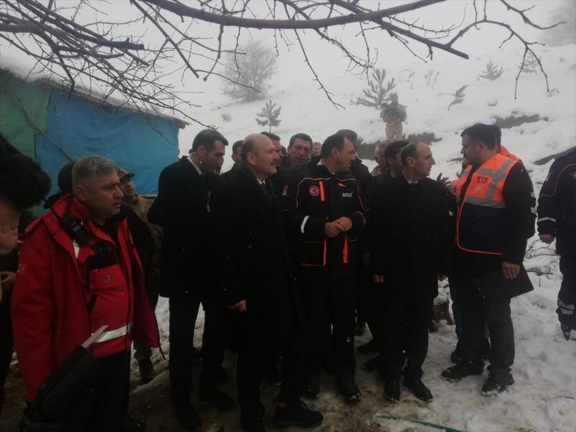 Elazığ`da 4.9 Şiddetinde Deprem!