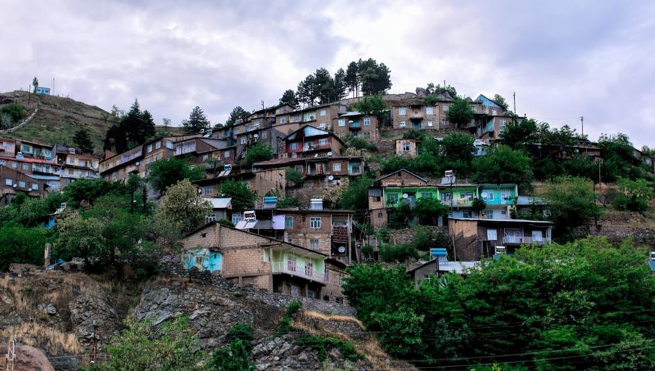"""Maden İlçesi Camiikebir Mahallesi Riskli Alan içerisinde kalan konut ve işyerleri için """"Kira Yardımı…"""
