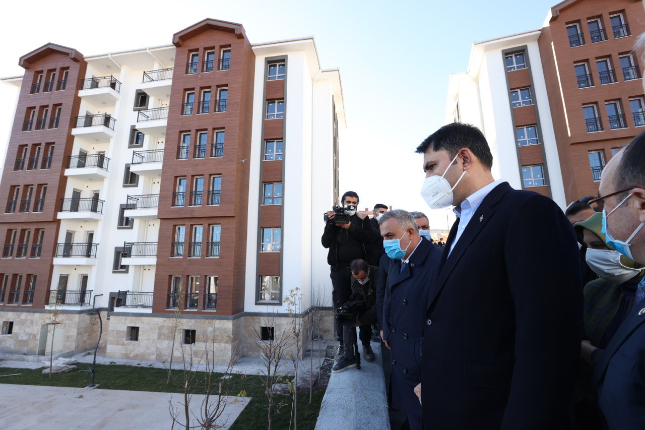 2500 HOUSES ARE READY TO BE DELIVERED IN ELAZIĞ!