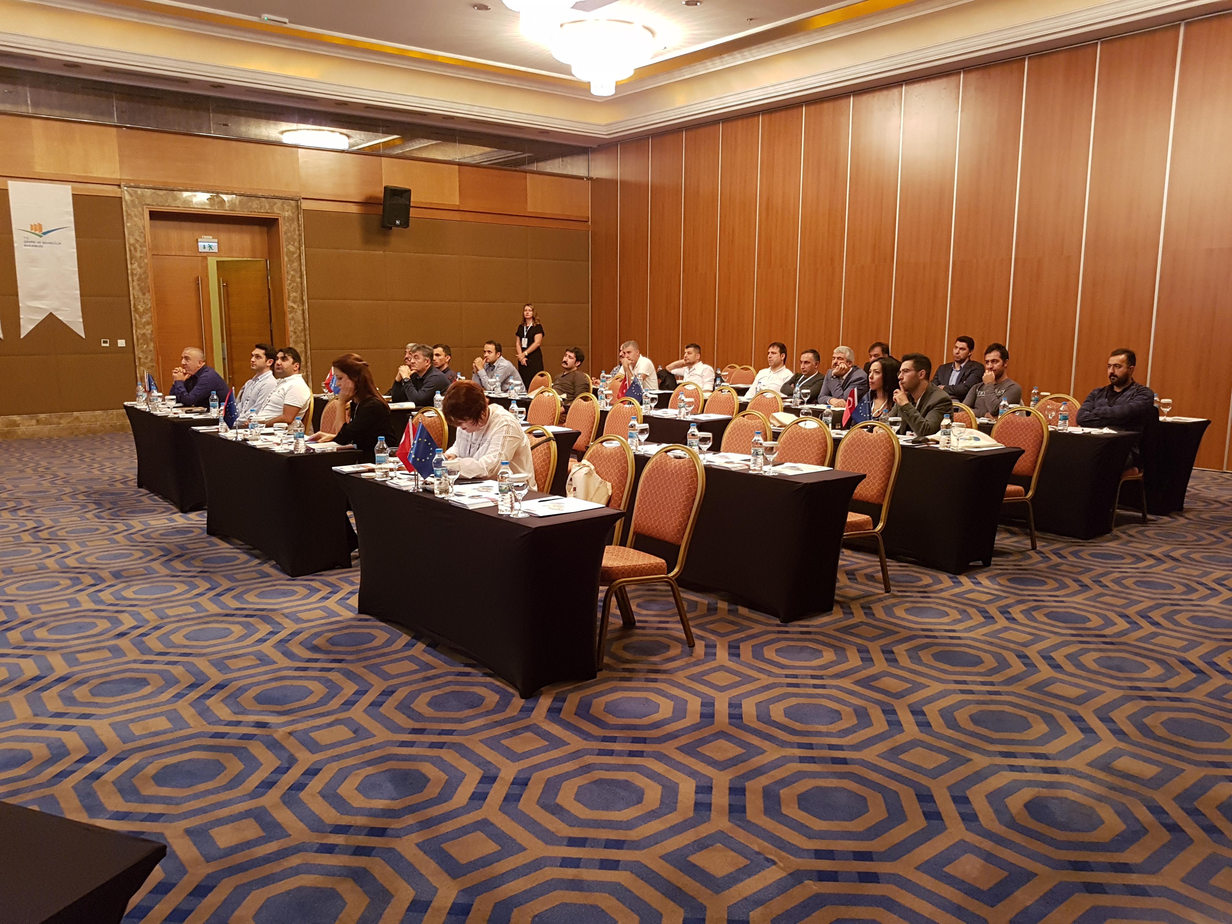 Activity 3.3 Workshops and Seminars on PRTR Turkey
