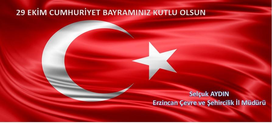 29 Ekim Cumhuriyet Bayramı Kutlaması