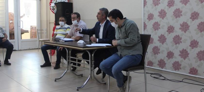 İl Müdürlüğümüzde Kamu Yapıları Envanter Sistemi (Kayes) Toplantısı Yapıldı