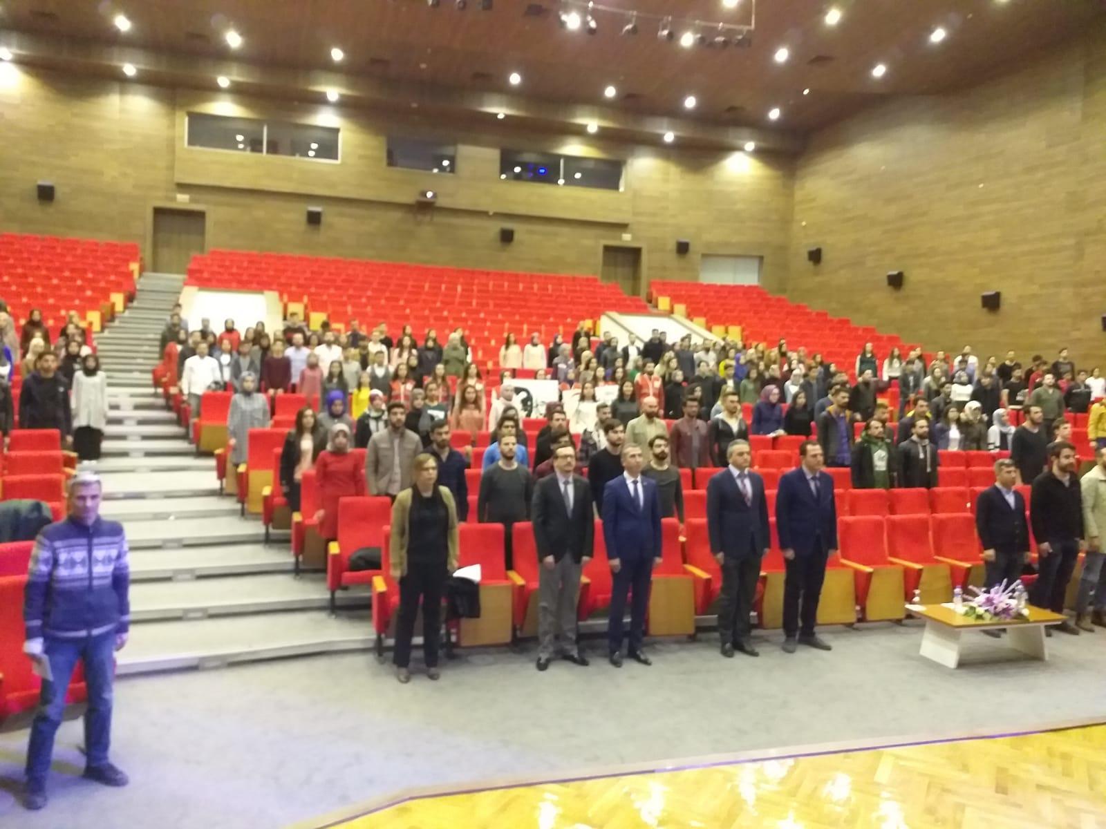 Erzincan Binali Yıldırım Üniversitesi'nde Sıfır Atık Semineri
