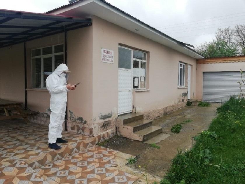 Kamu Binalarının Envanterinin Çıkarılması Çalışmaları İl Müdürlüğümüzde Başlamıştır