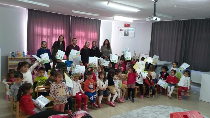 Meysun Ana Anaokulu Öğrencilerine Sıfır Atık Eğitimi Verildi