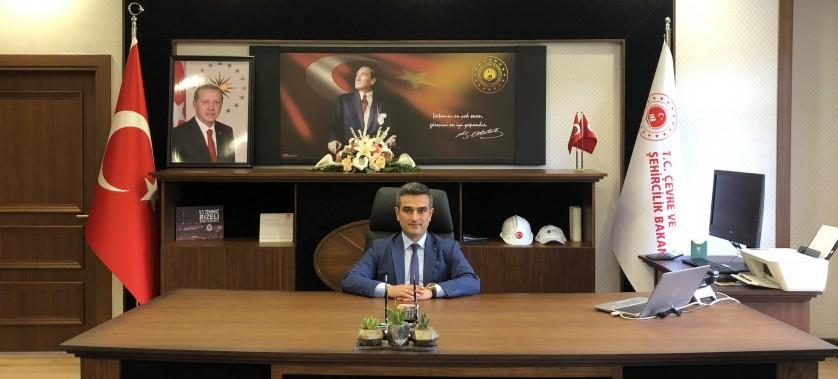 Rize İl Müdürü Sayın Ali Serkan SAVAŞ' a Yeni Görevinde Başarılar Dileriz.