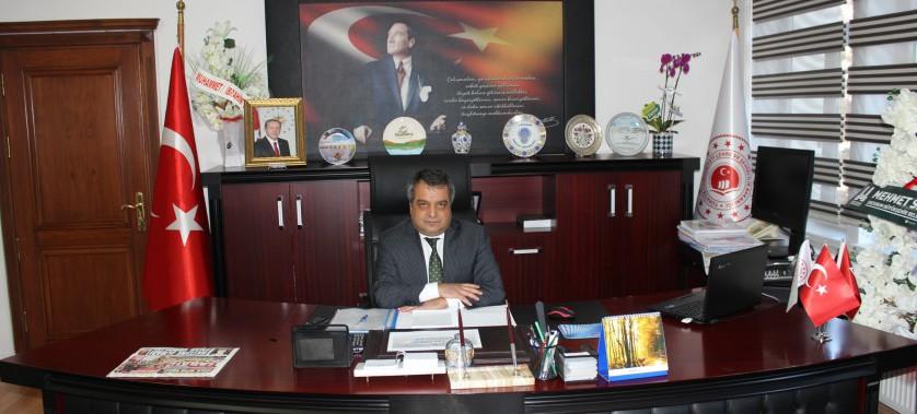 Yeni İl Müdürümüz Sn. Ali LALOĞLU Görevine Başlamıştır