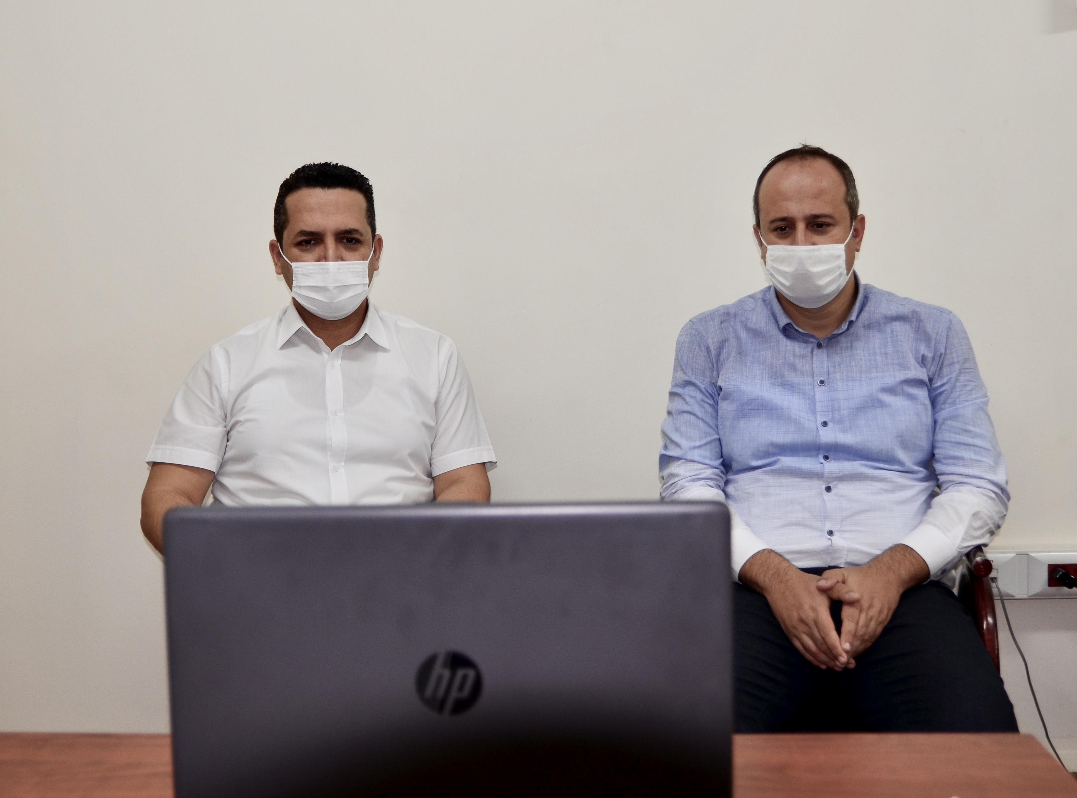 2020 Yılı 2. Mahalli Çevre Kurulu Toplantısı Pandemi Nedeniyle Online Olarak Yapıldı