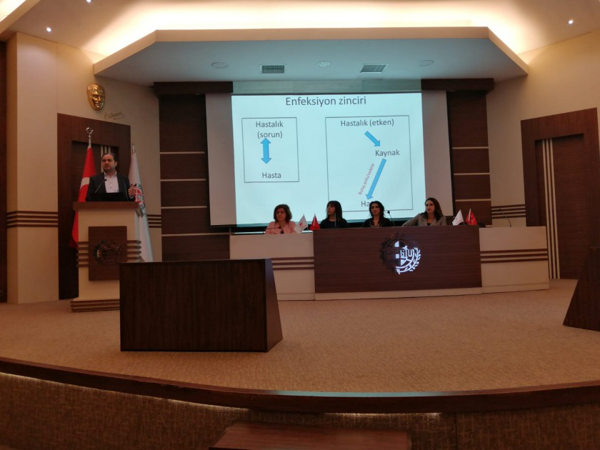 Gaziantep İlinde Tıbbi Atık Yerel Eğitimi 19/12/2019 tarihinde yapıldı.
