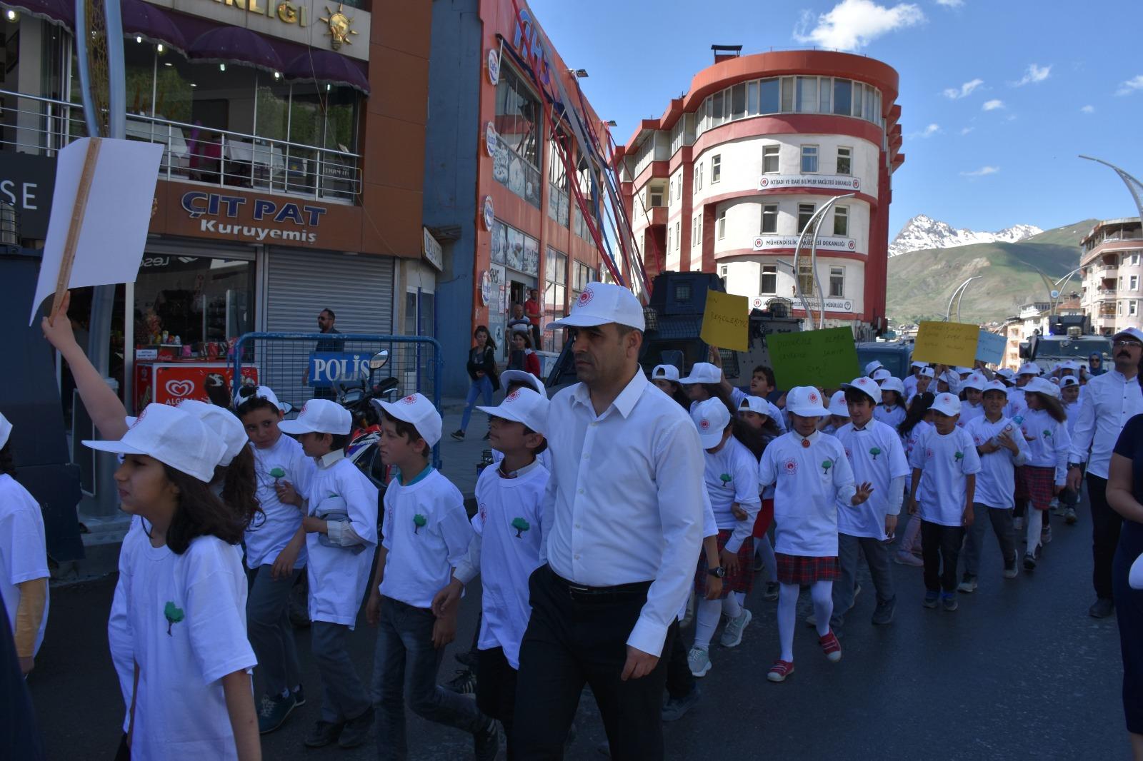 Kurumumuz Amir ve Personelleri tarafından 5 Haziran Dünya Çevre Günü Kutlandı.