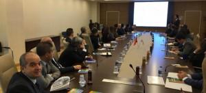 """""""Kamu'da Etkili Yönetim İçin İç Denetim ve İç Kontrol"""" konulu seminer"""