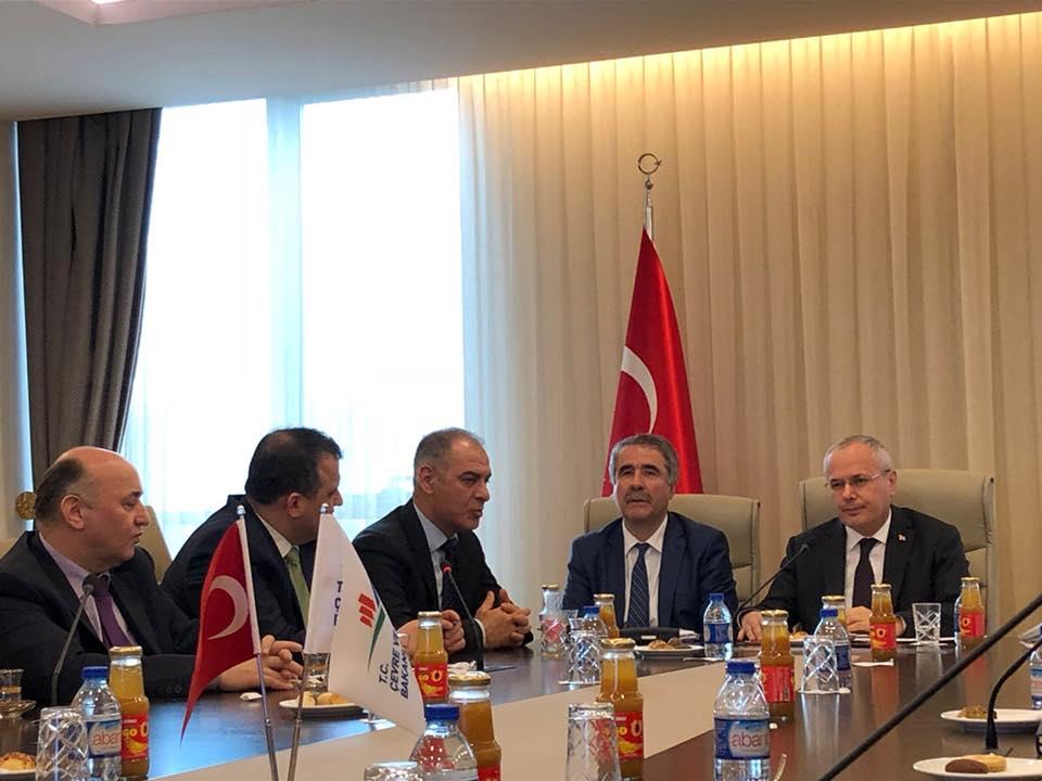 İç Denetim Birim Başkanları Toplantısı