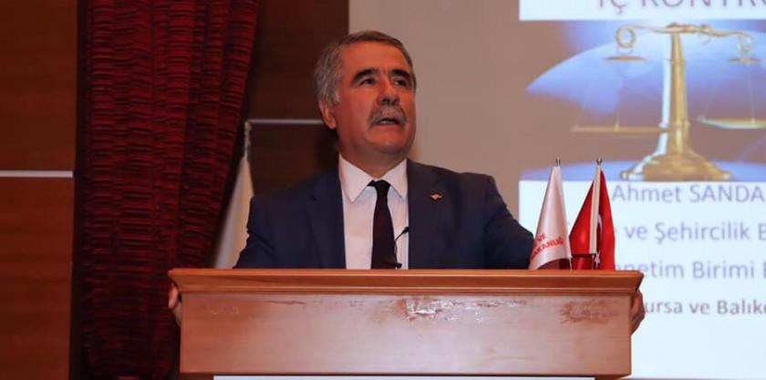 """İç Denetim Birimi Başkanlığınca İstanbul Çevre ve Şehircilik İl Müdürlüğünde """"bürokrasinin azaltılması, iç kontrol ve etik yönetim"""" konulu toplantı ve seminer düzenlenmiştir."""