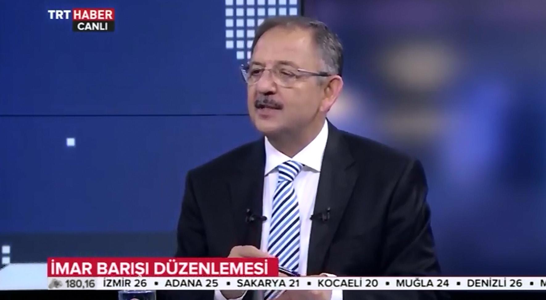 Bakan Özhaseki'nin TRT Haber Özel Röportajı 'Bölüm2'