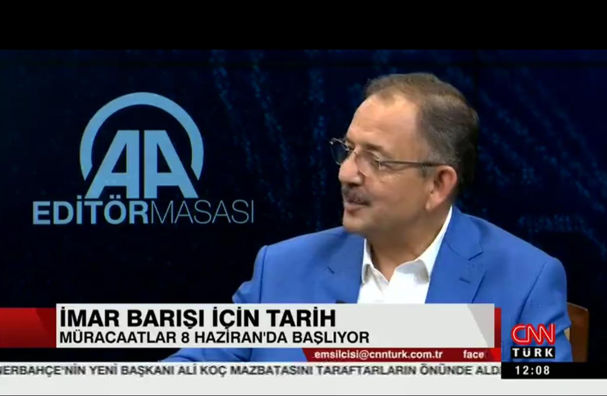 CNNTÜRK 6 HAZİRAN