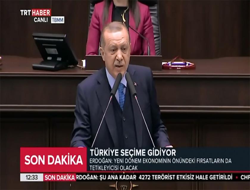 Cumhurbaşkanı Recep Tayyip Erdoğan İmar Barışı'nı Anlatıyor