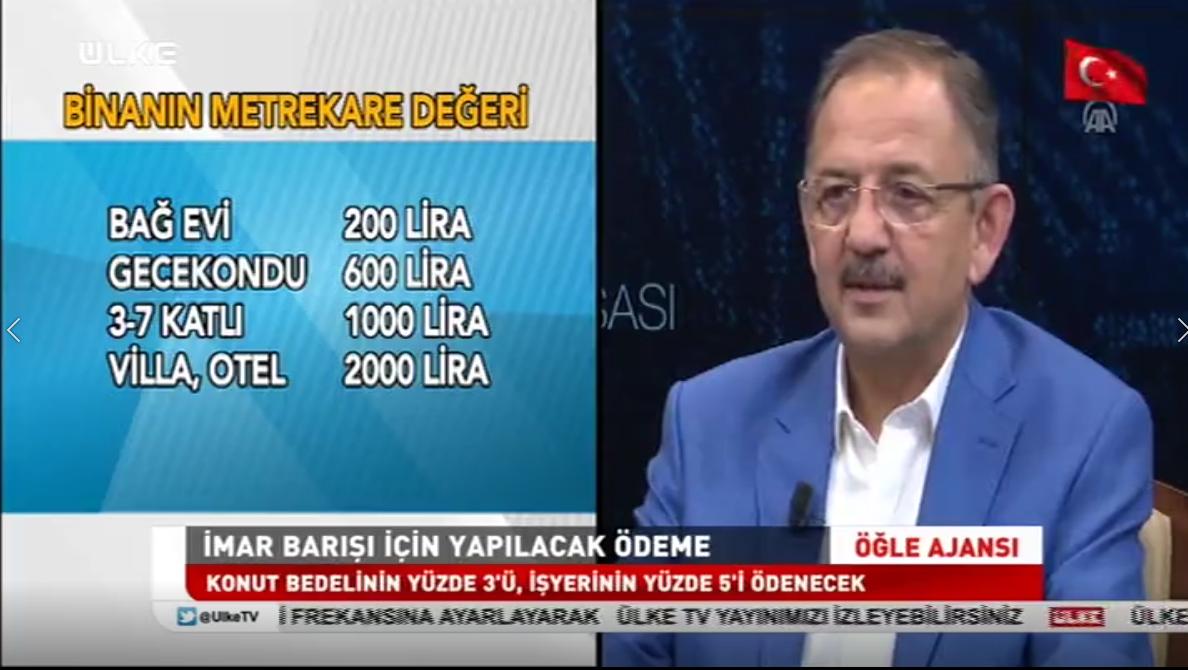 ÜLKE TV 6 HAZİRAN