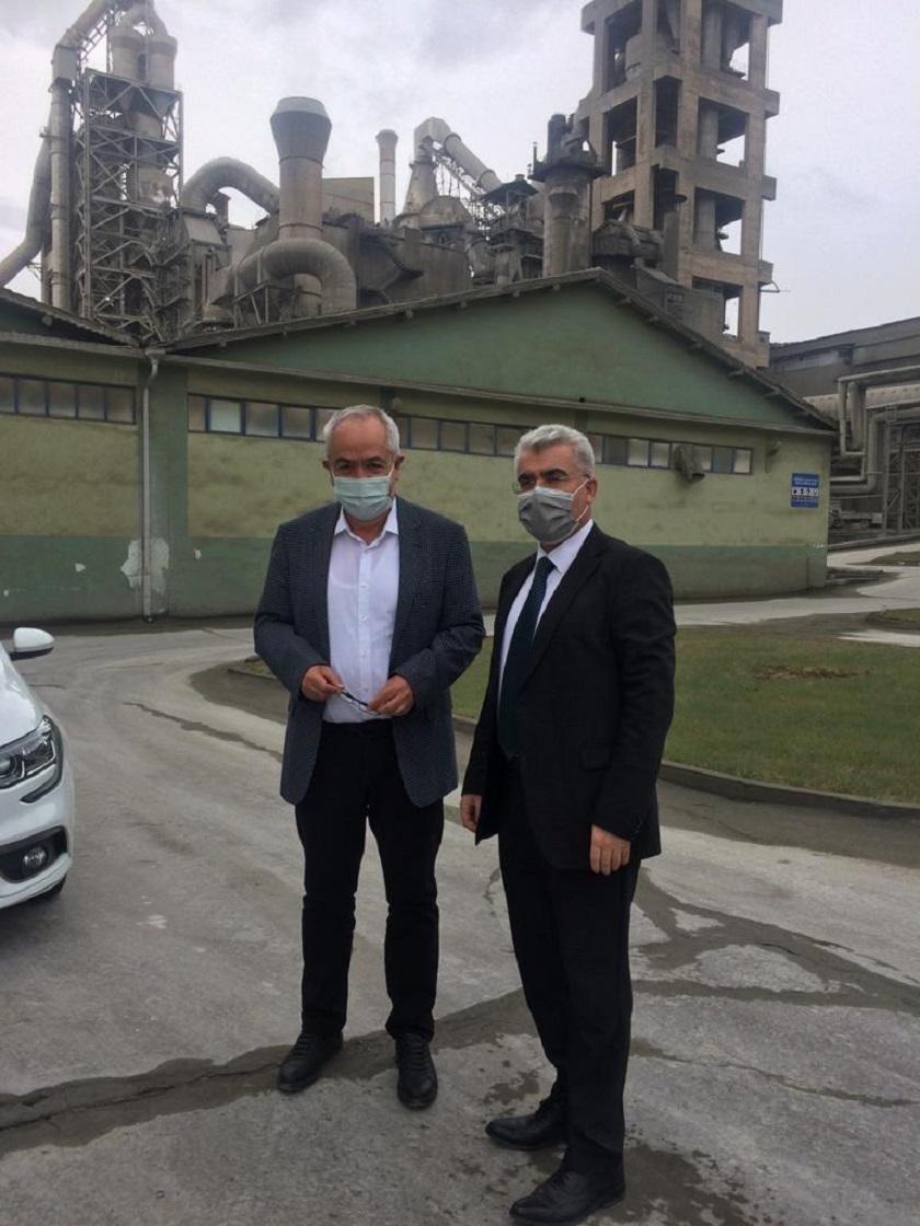 Göltaş Çimento Fabrikasında Enerji Geri Kazanımı ve Alternatif Yakıt Uygulamaları Konusunda İnceleme