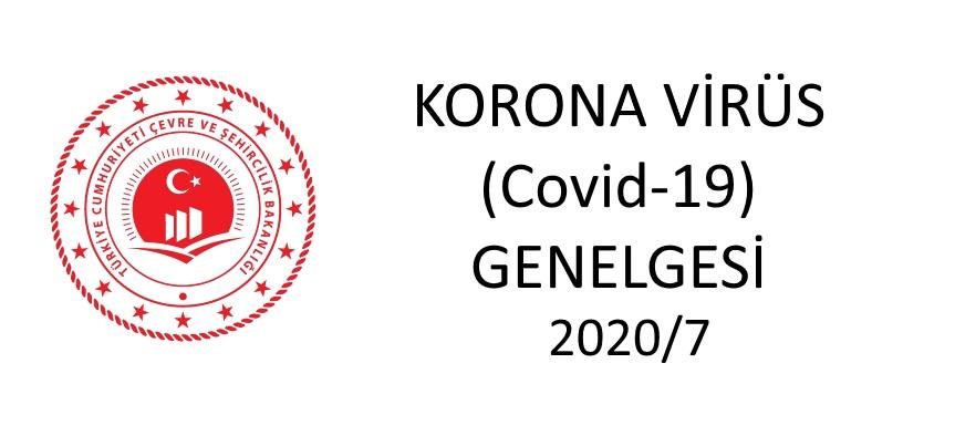 Koronavirüs (Covid-19) önlemleri.