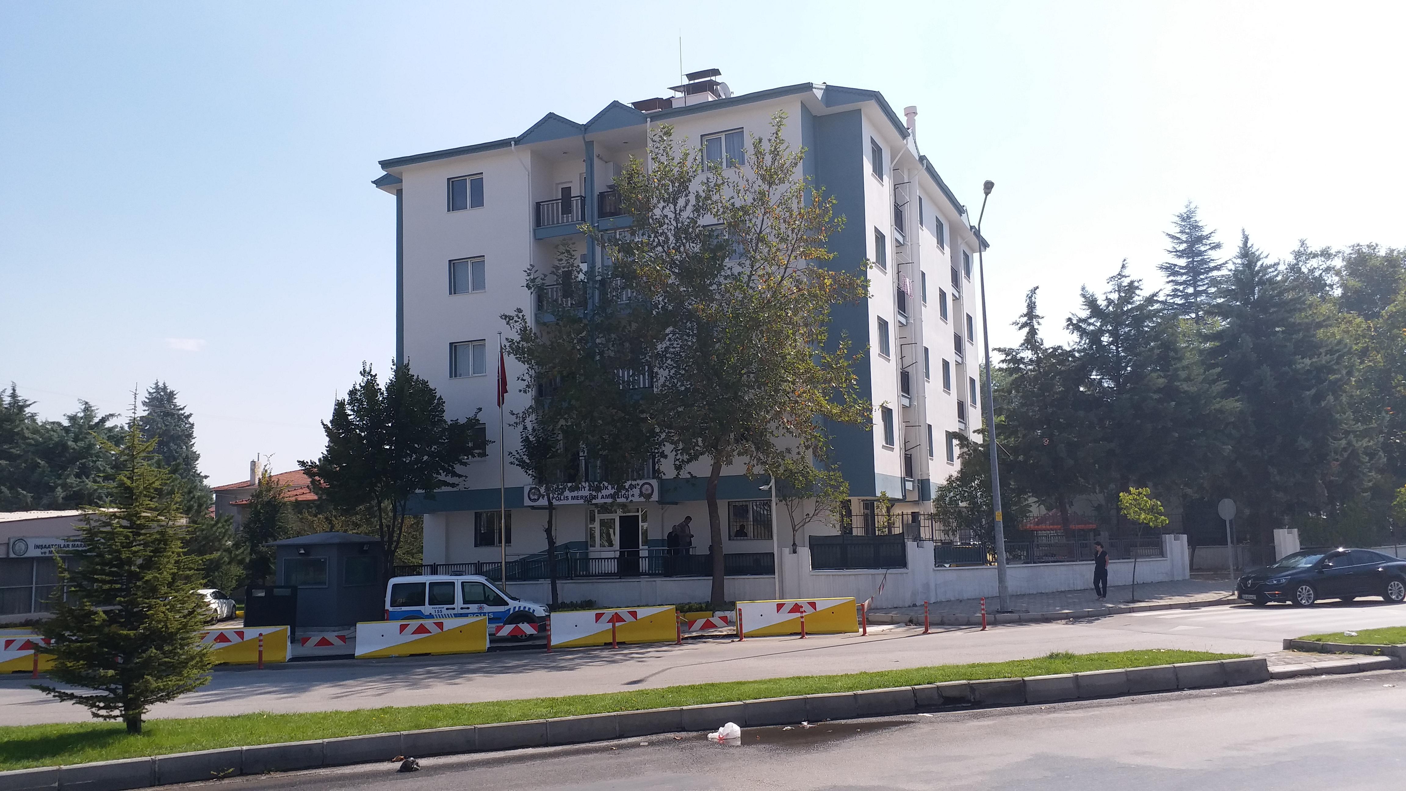 Emniyet Müdürlüğü Polis Karakol Amirlikleri Deprem Güçlendirme İşi