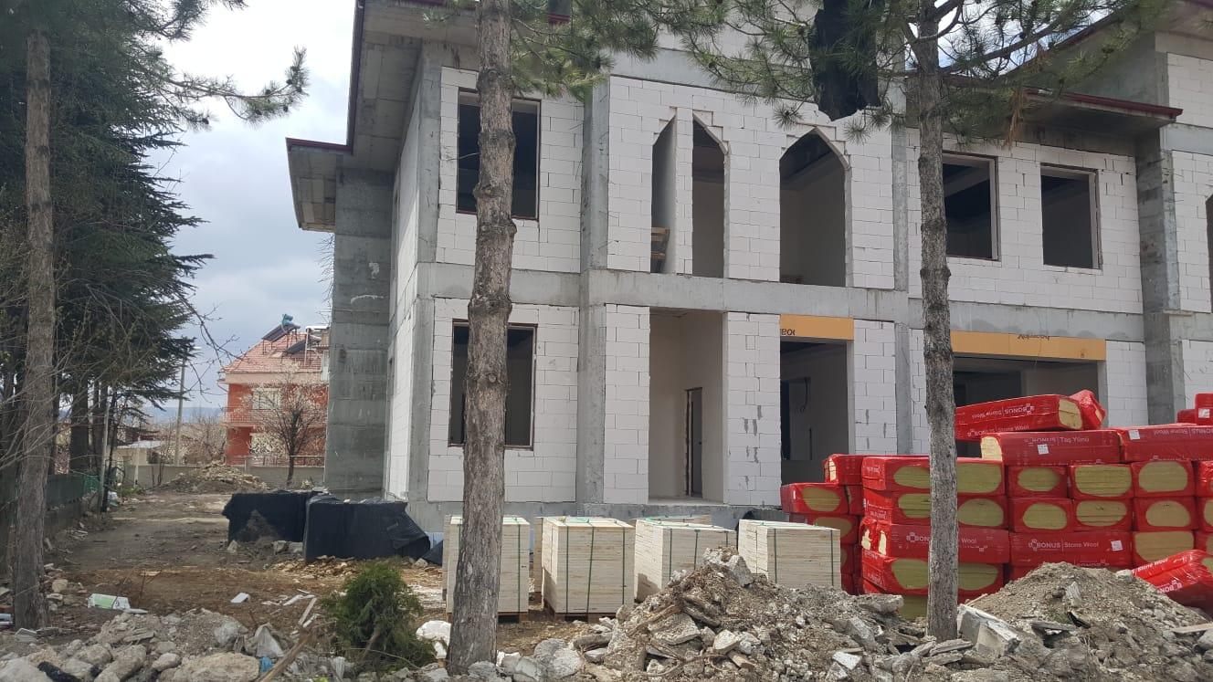 Şarkikaraağaç İlçe Emniyet Müdürlüğü Hizmet Binası