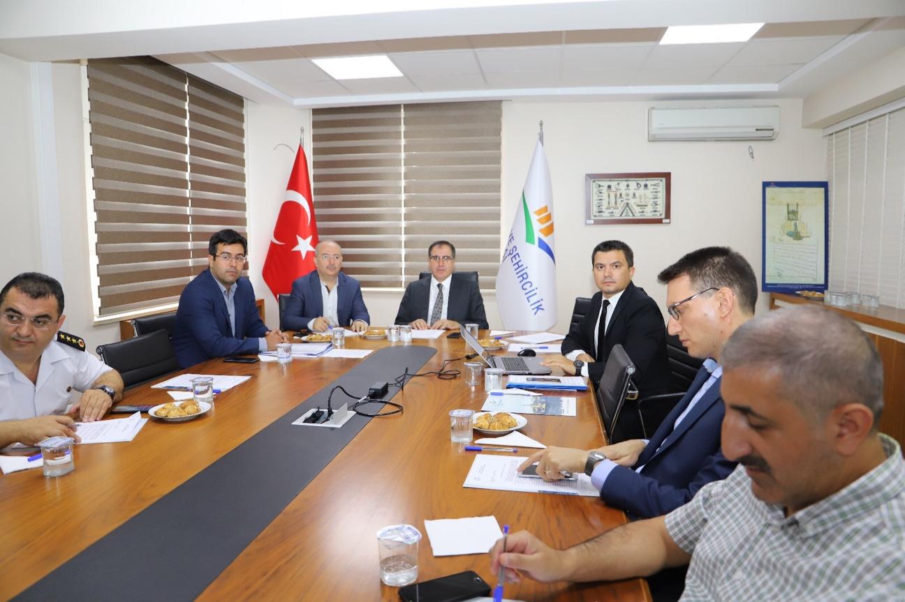 181 No'lu İMÇK toplantısı, Vali Yardımcımız Sn. Şahin ASLAN ve İl Müdürümüz Hacı Mehmet GÜNER'in katılımları ile gerçekleştirilmiştir.