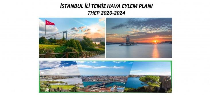 2020-2024 İstanbul İli Temiz Hava Eylem Planı Yayınlandı