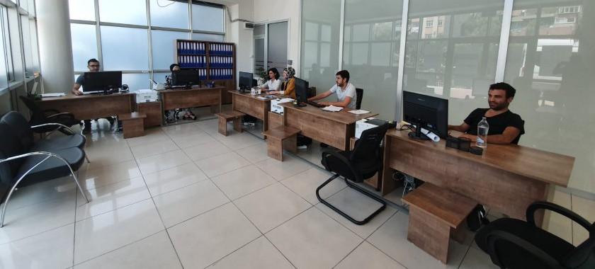 İstanbul Kağıthane ilçesi Yahya Kemal Mahallesinde Yahya Kemal Spor Kompleksinde Dönüşüm Projesi İrtibat Ofisi açılmıştır.