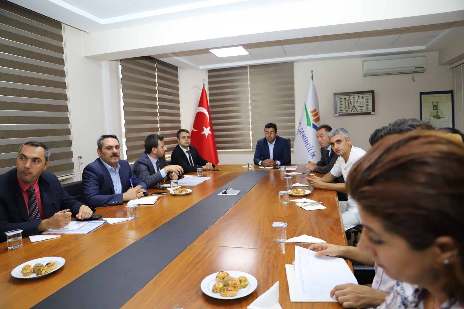 İl Müdür Yardımcımız Mehmet Sabri KAPLAN başkanlığında, DİPTAR Komisyonu Düzenlendi