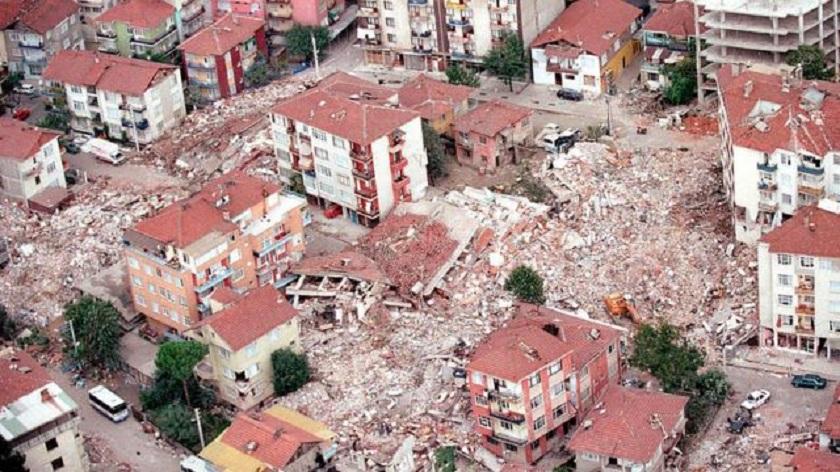 17 Ağustos 1999 Gölcük Depreminin 22. Yılı;
