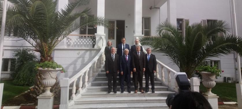 Müsteşarımız Sayın Mustafa ÖZTÜRK İlimizi Ziyaret Etmiştir