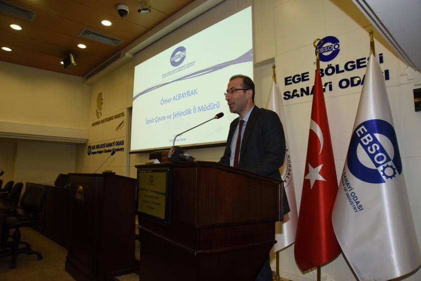 EBSO Çevre Ödül Töreni