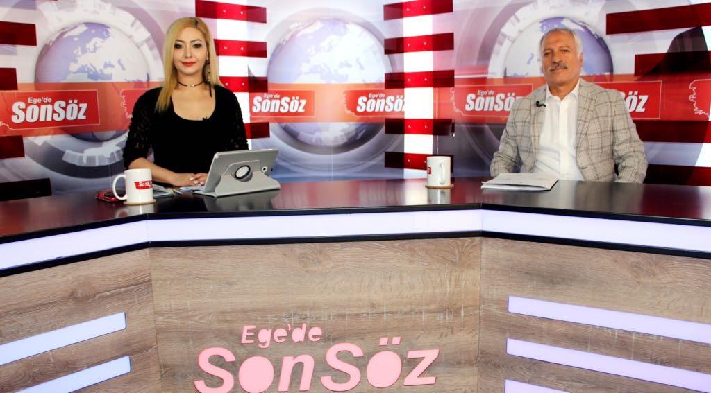 İL MÜDÜRÜMÜZ SAYIN SELAHATTİN VARAN EGE'DE SONSÖZ TV CANLI YAYININDA İMAR BARIŞINI ANLATTI