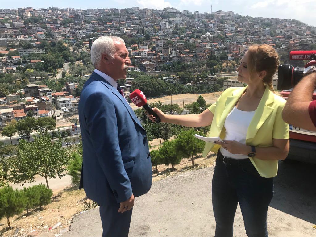 İl Müdürümüz Sayın Selahattin VARAN TRT Haber'de Semra Gülebastı'nın sorularını cevaplandırdı.