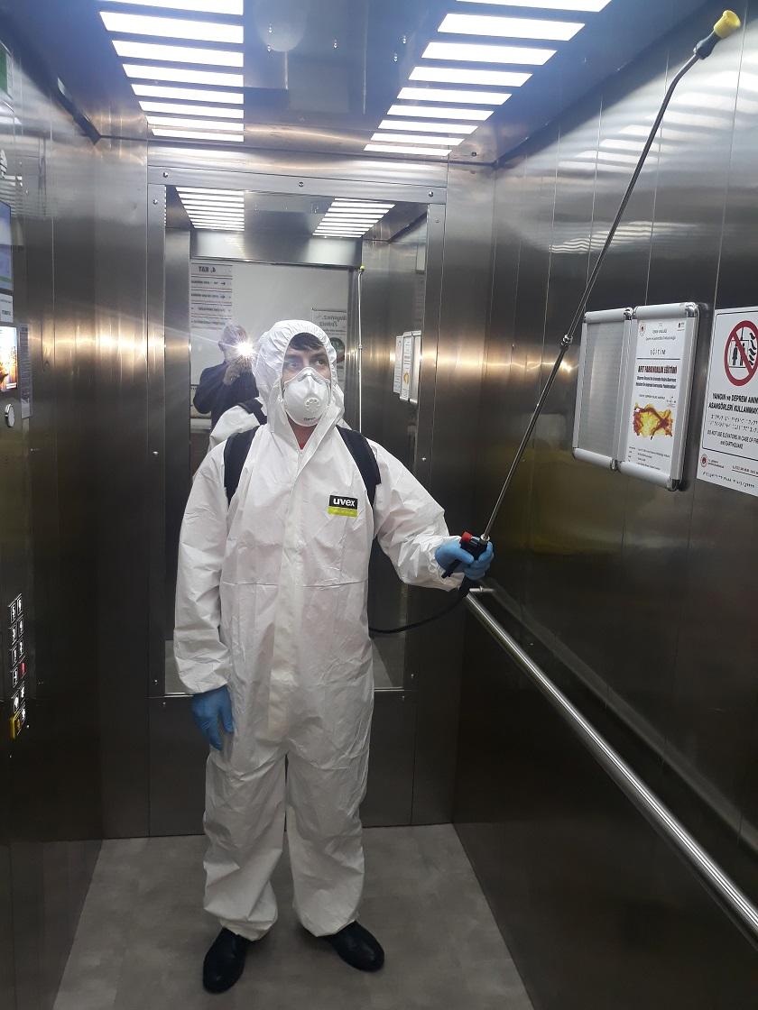 Koronavirüs Tedbirleri Kapsamında İl Müdürlüğümüzce Alınan Önlemler