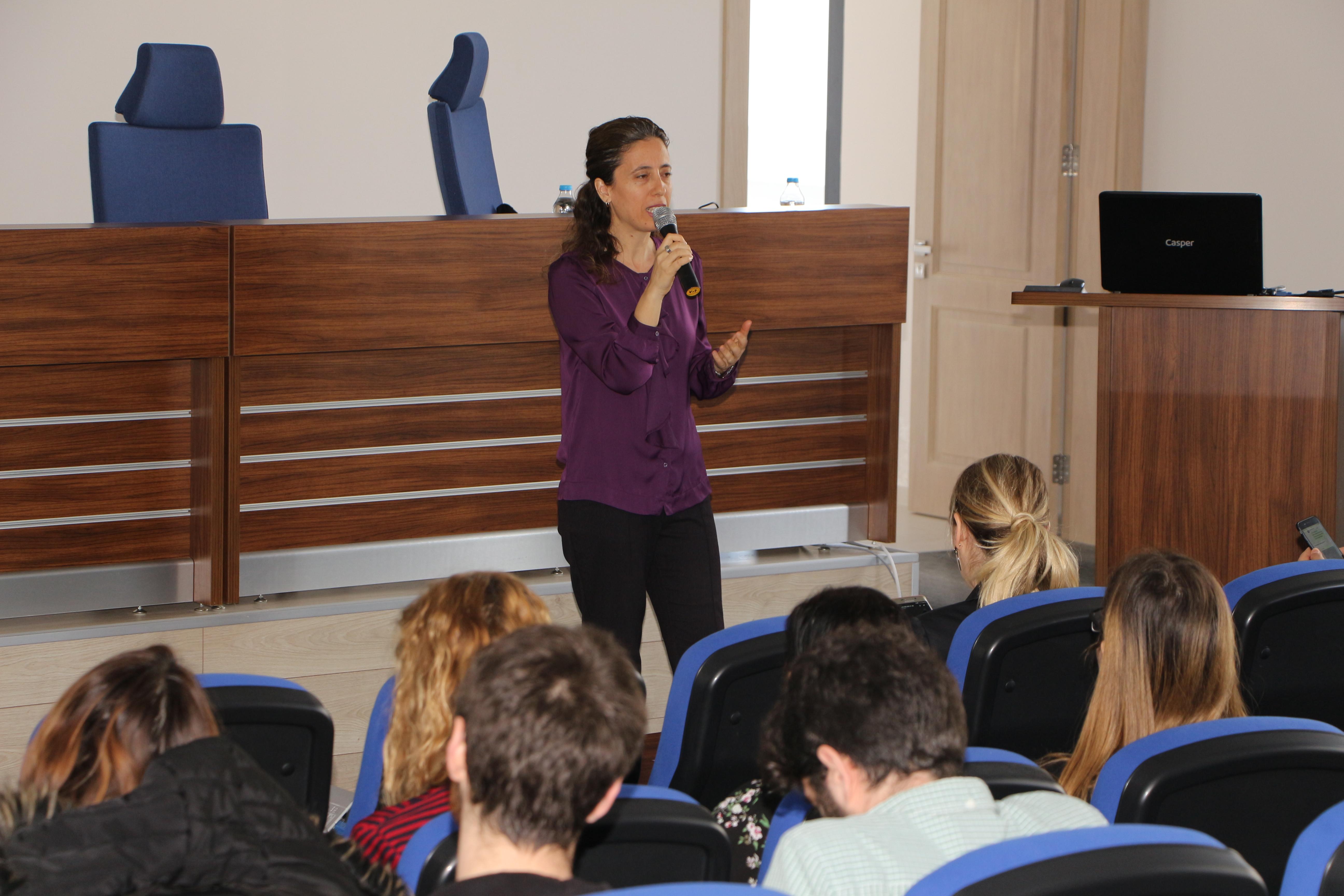 Personelimize Kanser Erken Tanı ve Tarama konulu seminer düzenlenmiştir.