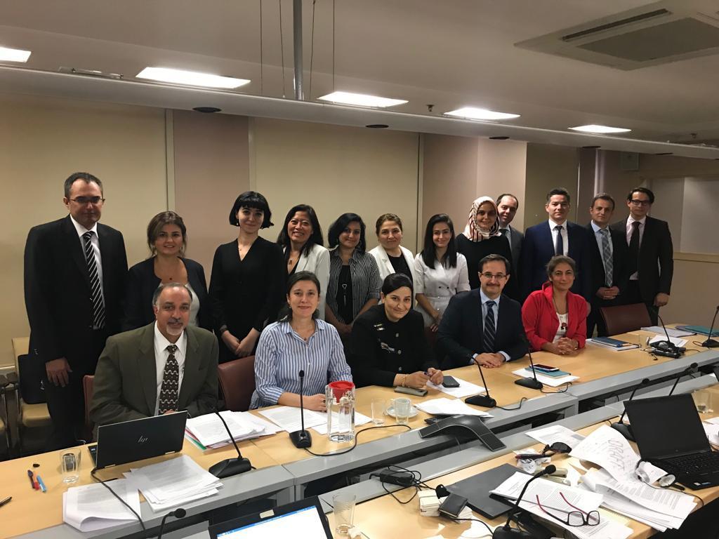 Finans Anlaşması Öncesi Kamu Binalarında Enerji Verimliliği Uygulaması Projesi Müzakereleri Tamamlandı