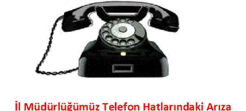 Telefon Arızası