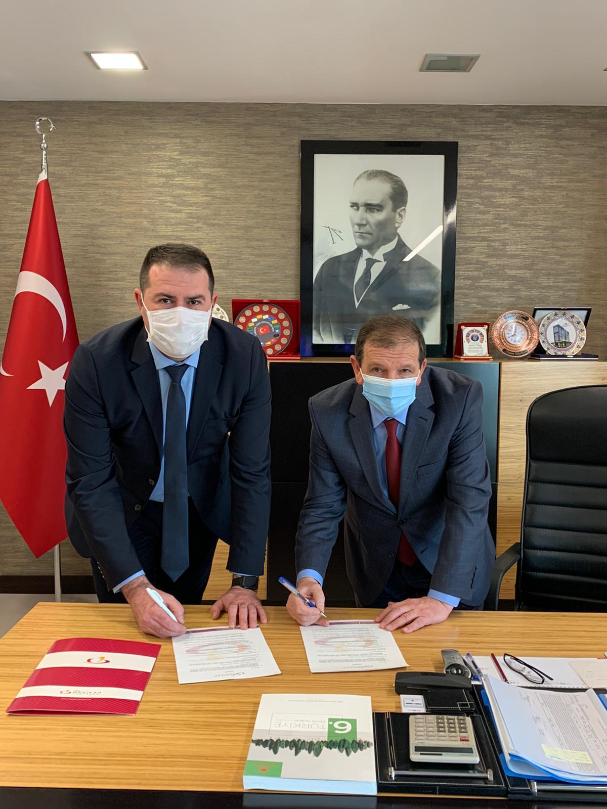 Müdürlüğümüz ile Karabük Özel Medikar Hastanesi arasında sözleşme imzalandı.