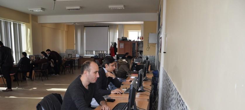 Microsft Powerpoint Eğitimi Düzenlenmiştir.
