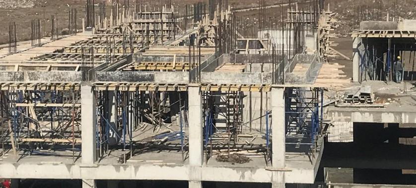 Kars Merkez 24 Derslik İHL ve 300 Öğrencilik Pansiyon Binası Yapımı