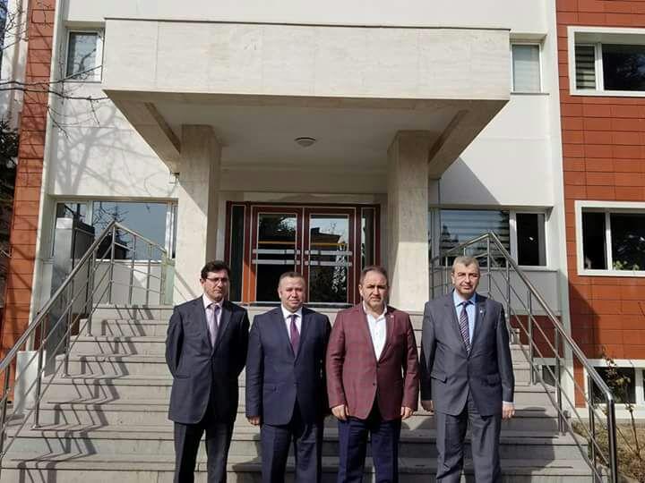 Sayın Milletvekilimiz Murat DEMİR'in Ziyareti